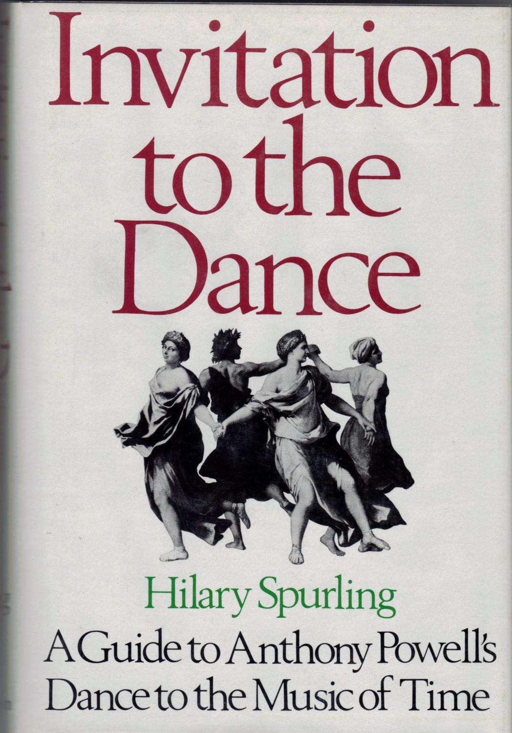 Invitation to the dance by spurling hilary abebooks stopboris Images