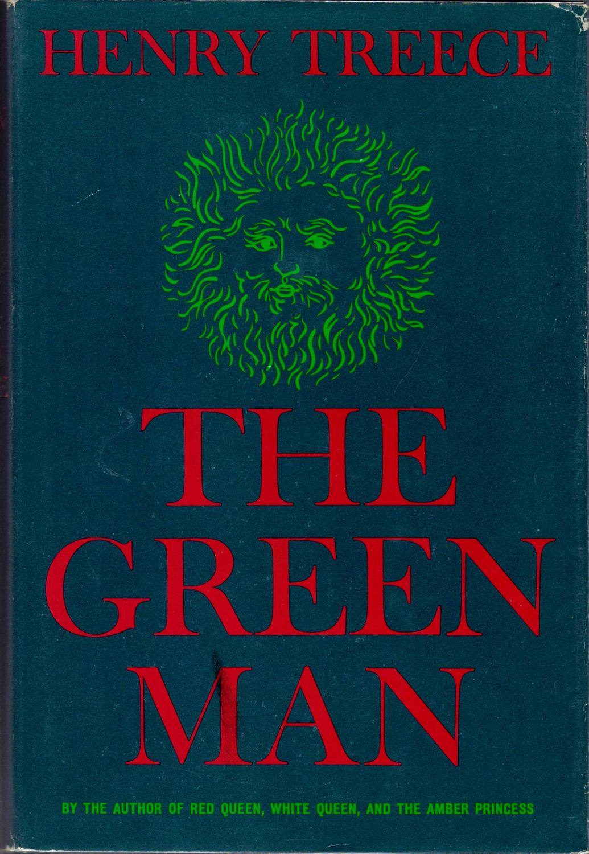 The Green Man Treece, Henry Fine Hardcover