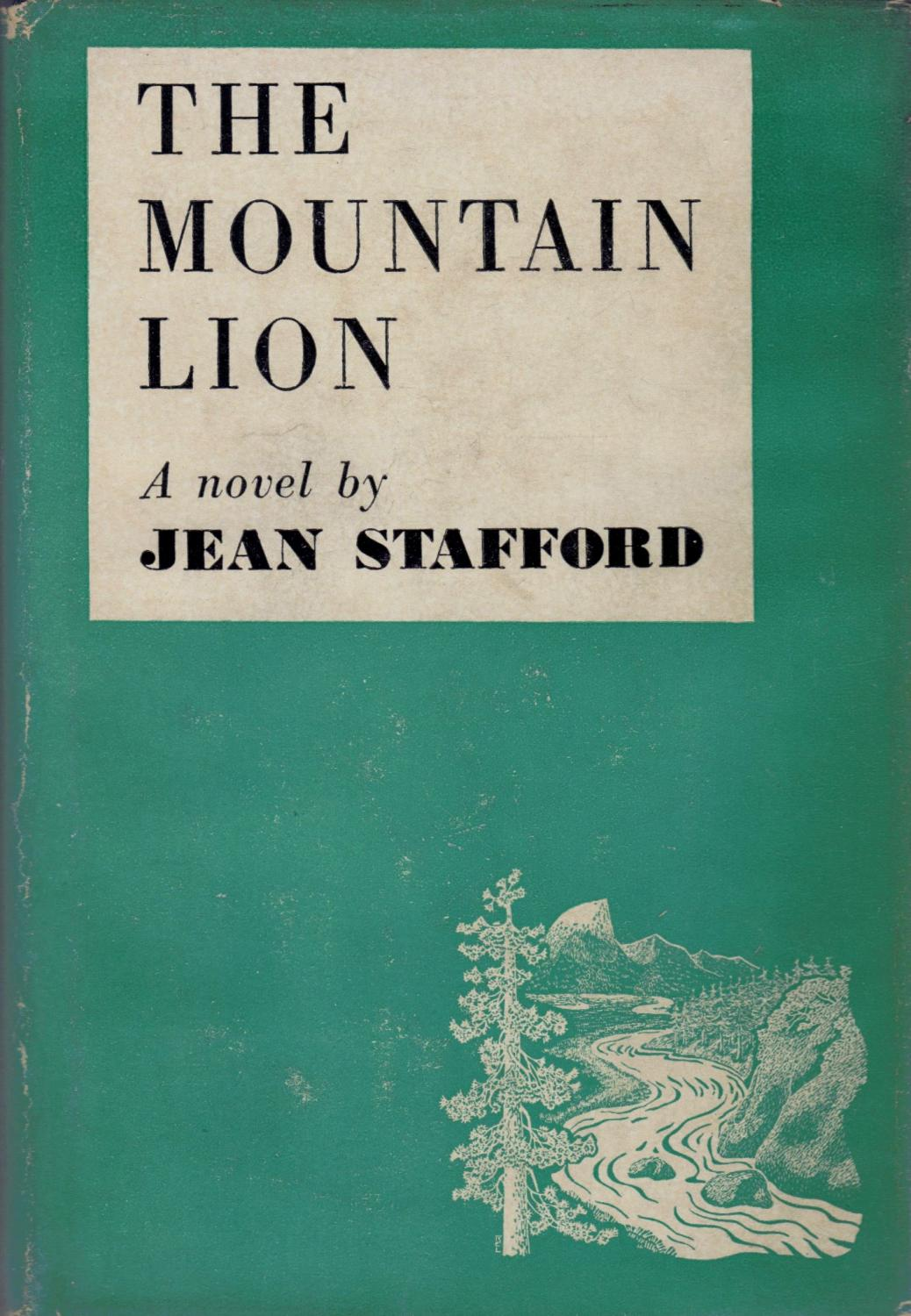 The Mountain Lion Stafford, Jean