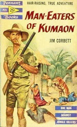 Man-Eaters of Kumaon: CORBETT, JIM