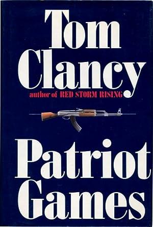 Patriot Games.: CLANCY, TOM