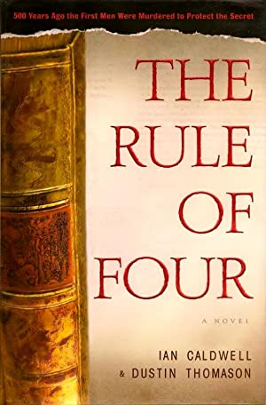 The Rule of Four: CALDWELL, IAN and
