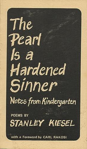 The Pearl is a Hardened Sinner: Kiesel, Stanley