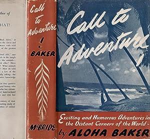 Call to Adventure!: Baker, Aloha