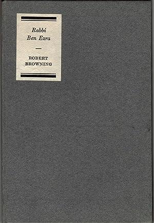 Rabbi Ben Ezra: Browning, Robert