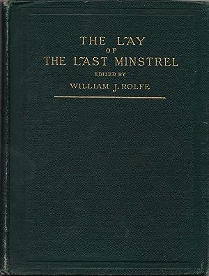 The Lay of the Last Minstrel: Scott, Sir Walter