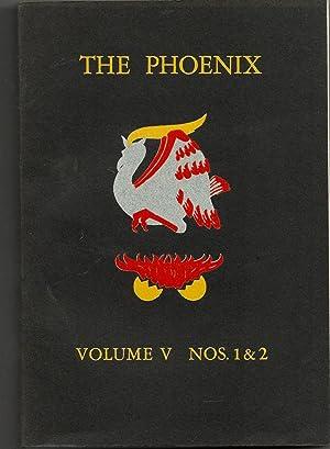 The Phoenix Volume V Number 1 &: Cooney, James (Editor)
