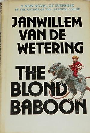 The Blond Baboon: VAN DE WETERING,
