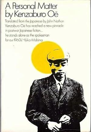 A Personal Matter: OE, KENZABURO