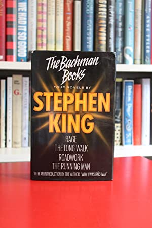 The Bachman Books: Four Novels by Stephen: King, Stephen; Bachman,