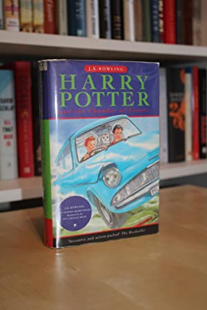 Harry Potter and the Chamber of Secrets: Rowling, J.K.