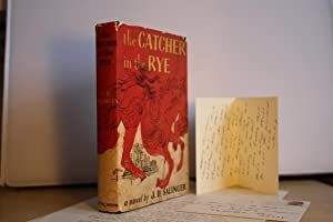 The Catcher in the Rye', true US: Salinger, J.D.