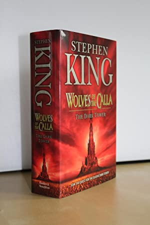 The Dark Tower V: Wolves of the: King, Stephen