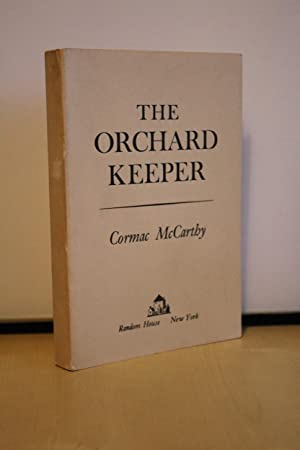 The Orchard Keeper', US uncorrected proof: McCarthy, Cormac