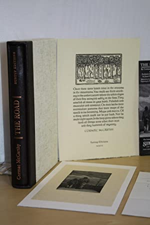 The Road , US signed limited edition, published: McCarthy, Cormac