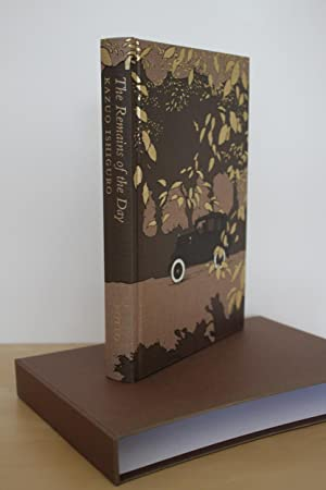 The Remains of the Day', Folio Society: Ishiguro, Kazup