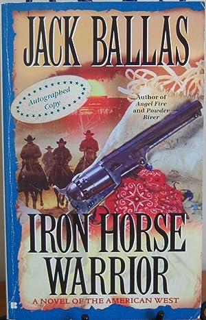 Iron Horse Warrior: Ballas, Jack