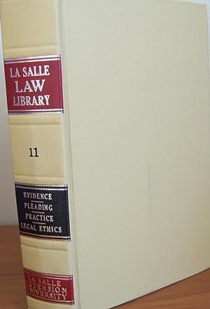 La Salle Law Library Volume 11: La Salle Law