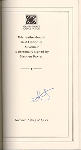 Silverhair: Baxter, Stephen & Greg Bear (introduction)