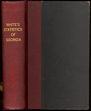 Statistics of the State of Georgia: White, Rev. George