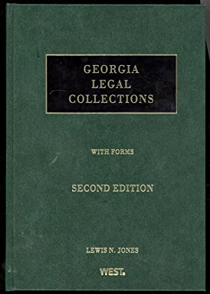Georgia Legal Collections with Forms, 2nd: Lewis Jones