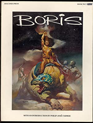 Boris: Book Two: Boris Vallejo; Philip Jos? Farmer [Introduction]