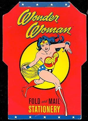 Wonder Woman Fold and Mail Stationery: DC Comics
