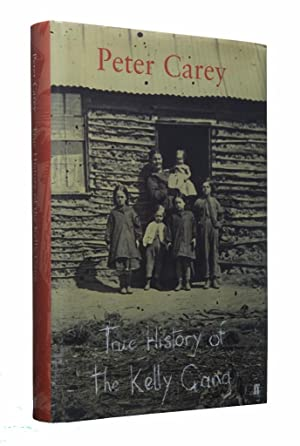 True History of the Kelly Gang, UK 1/1 Signed