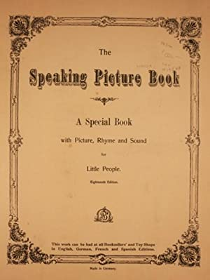 THE SPEAKING PICTURE BOOK: Toy Book]