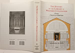 THE HISTORY OF THE LIBRARY IN WESTERN: Staikos, Konstantinos Sp