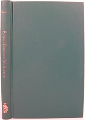 RONALD BRUNLEES MCKERROW: A SELECTION OF HIS: Immroth, John Phillip