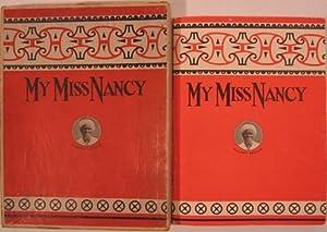 MY MISS NANCY: Bigger, Ruby Vaughan