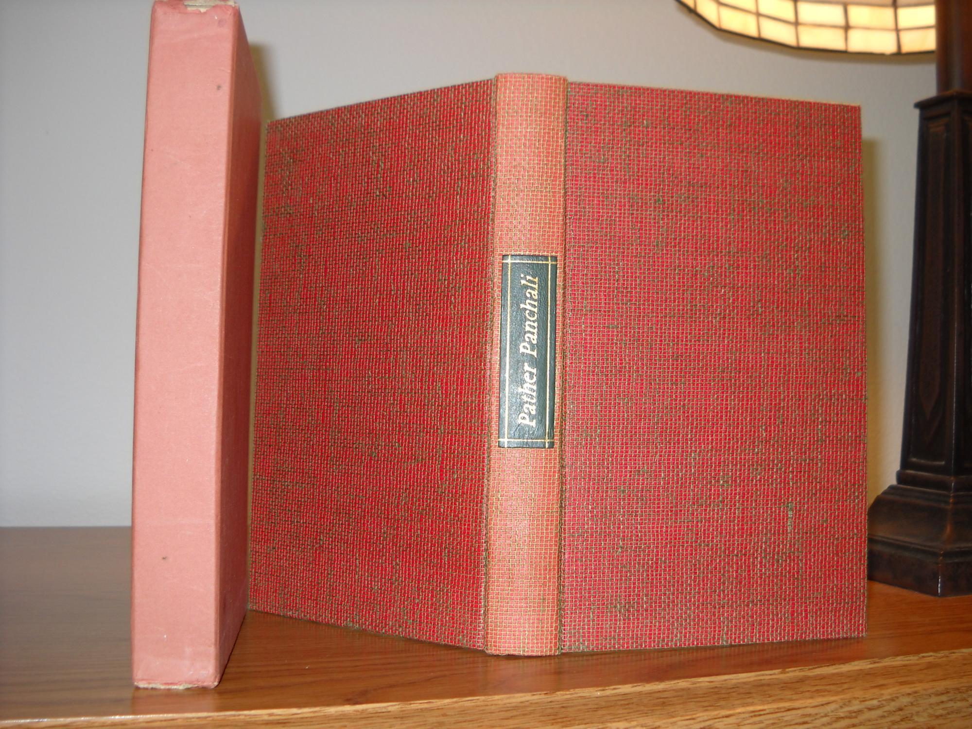 Pather Panchali, Song Of The Road: Banerji, Bibhutibhushan, Translated by T. W. Clark and Tarapada ...