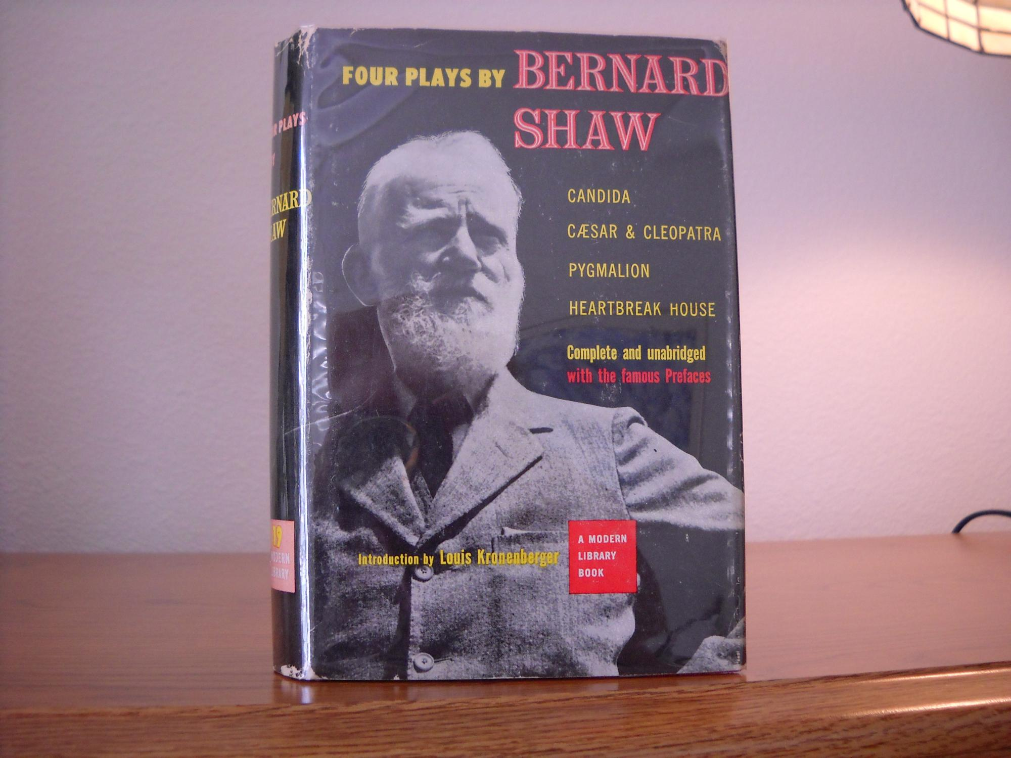 pyg on by george bernard shaw