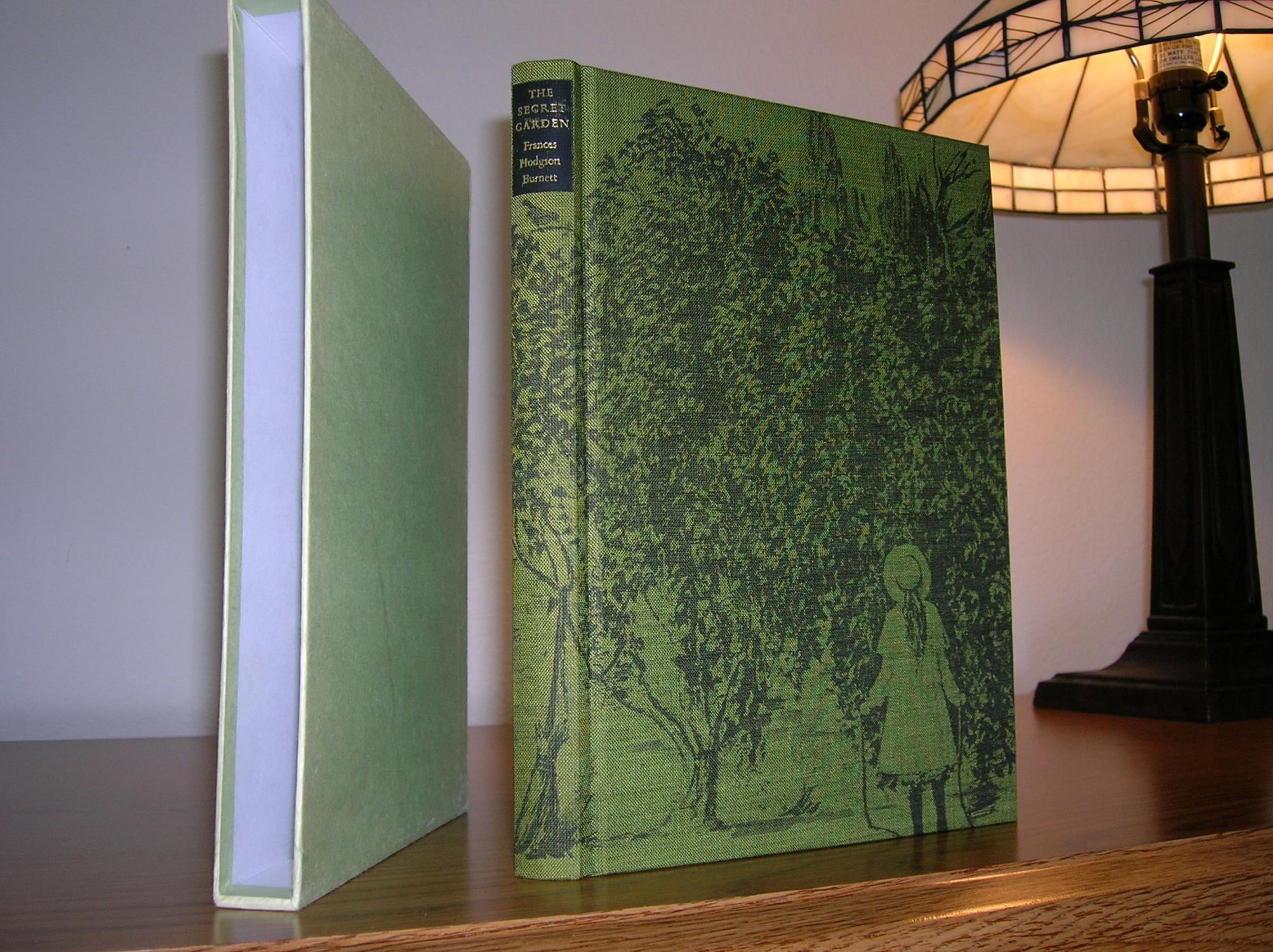 The Secret Garden: Burnett, Frances Hodgson, Drawings By Dodie Masterman