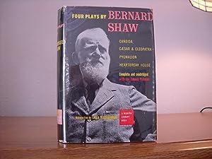 Four Plays by Bernard Shaw, Candida, Caesar: Shaw, George Bernard,