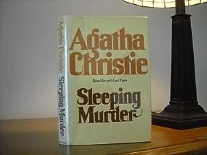 Sleeping Murder: Christie, Agatha