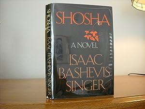 Shosha: Singer, Isaac Bashevis
