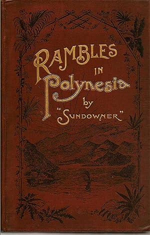 Rambles In Polynesia: SUNDOWNER