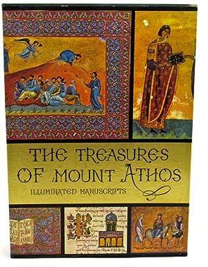 The Treasures of Mount Athos: Illuminated Manuscripts: Miniatures - Headpieces - Initial Letters. ...