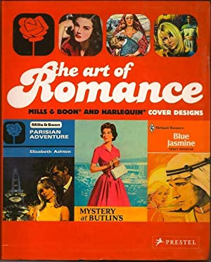 The Art Of Romance. Mills & Boobn And Harlequin Cover Design