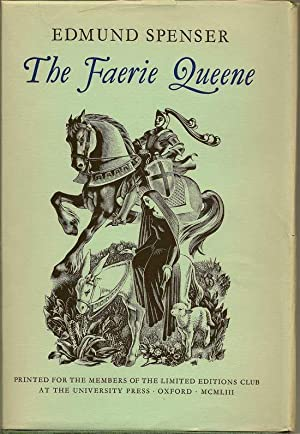 The Faerie Queene: SPENSER, EDMUND