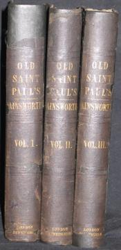 Old Saint Paul's: A Tale of the: AINSWORTH, WILLIAM HARRISON