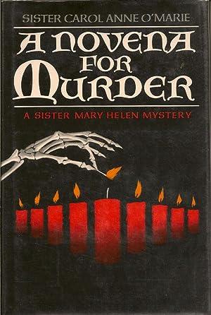 A Novena for Murder: O'MARIE, CAROL A.