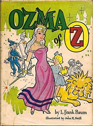 Ozma of Oz: BAUM, L. FRANK
