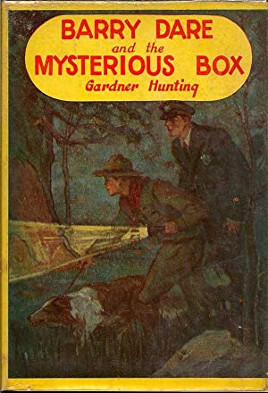 Barry Dare and the Mysterious Box: HUNTING, GARDNER