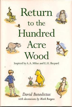 Return To The Hundred Acre Wood: BENEDICTUS, DAVID