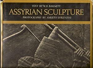Assyrian Sculpture: BARNETT, R. D.