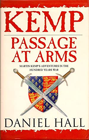 Kemp Passage at Arms: HALL, DANIEL