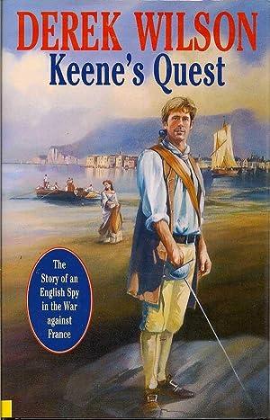 Keene's Quest: WILSON, DEREK